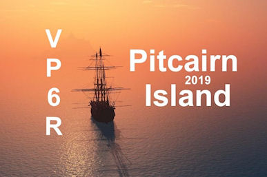 VP6R – Pitcairn Island