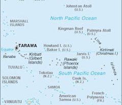 T3ØGC, West Kiribati