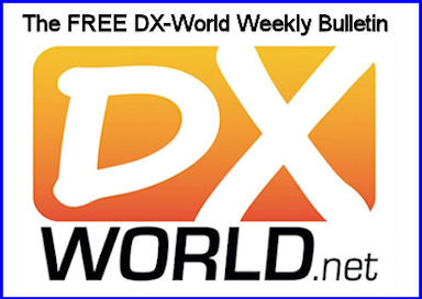 No. 331 of The DX-World FREE Weekly DX Bulletin
