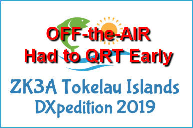 ZK3A – Tokelau Island