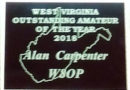 W8OP WV Ham of the Year