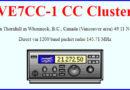 DX Cluster Client Program – CC User