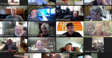 "WVDXA May 2020 ""Virtual"" Mtg."